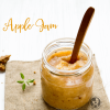 Apple Jam Recipe for Babies/Toddlers