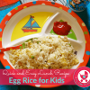 Egg Rice - Quick and Easy Lunch Recipe