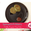 Spinach Fritters Recipe for Fussy Eaters