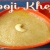 Sooji Kheer for Babies