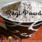 Homemade Ragi Powder Recipe for Babies