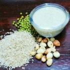 Broken Wheat Porridge Powder Recipe for Babies