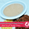 Moongdal Ragi Powder Mix Recipe