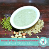Groundnut Wheat Porridge Powder Recipe