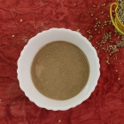 Bajra / Kambu Powder Recipe for Babies