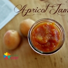Homemade Dried Apricot Jam Recipe for Kids