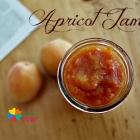 Homemade Dried Apricot Jam Recipe for Kids