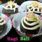 Ragi Ball / Ragi Laddu Recipe