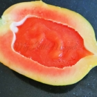 How to make Papaya Puree for Baby ?