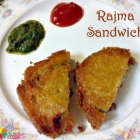 Rajma Sandwich Recipe for Kids