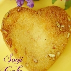 Eggless Sooji Cake/Rava Cake Recipe for Kids
