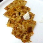Carrot Cheese Paratha Recipe - Easy Lunch Box Recipe