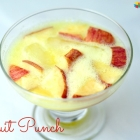 Easy Fruit Punch Recipe for Kids