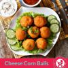 Easy Cheese Corn Balls Recipe