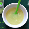 Bottlegourd Puree or Louki Puree for Babies