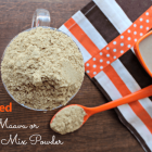 Sprouted Homemade Cerelac or SathuMaavu Powder for Babies