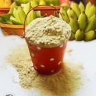 Raw Kerala Banana Powder Recipe for Babies