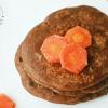 Instant Ragi Dosa or Carrot Finger Millet Pancake