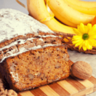 Whole Wheat Banana Bread Recipe with Jaggery for Kids