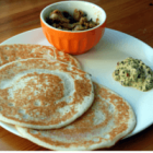 Multigrain Pancakes or Adai Dosa Recipe