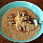 Apple Ragi Porridge for Babies