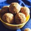 Sesame Laddu Recipe for Toddlers
