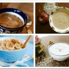 70+ Healthy Baby Porridge Recipes