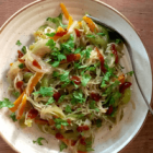 Indo-Chinese Vermicelli Noodles Recipe