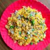 Maize Flakes Upma Recipe