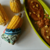 Maize Flour Pancakes Recipe
