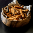 Healthy Baked Sweet Potato Fries