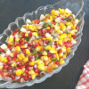 Sweet Corn Salad - Refreshing Summer Snack
