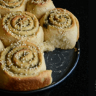 Whole Wheat Spicy Rolls