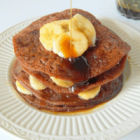 Ragi Banana Pancakes for Toddlers