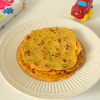 Chickpea Veggie Pancake Recipe for Babies