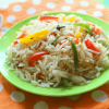 Bell Pepper Fried Rice