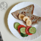 Banana Omelette Recipe For Toddlers