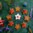 Sathumaavu Gingerbread Cookies