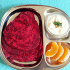 Beetroot Paratha Recipe for Toddlers