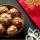 Dates Sesame Seeds Ladoo Recipe