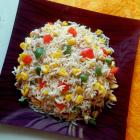 Sweet Corn Fried Rice