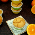 Whole Wheat Orange Muffins Recipe