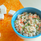 Paneer Vegetable Fried Rice