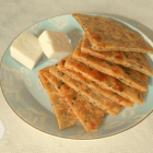 Paneer Vegetable Paratha Recipe