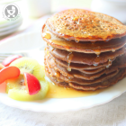 Healthy and Wholegrain Multi Millet Pancakes