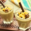 3-Ingredient Mango Dates Smoothie