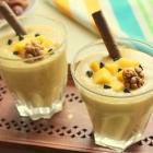 3-Ingredient Mango Dates Smoothie