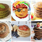 50 Pancake Recipes for Babies and Toddlers