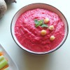 Beetroot Chickpea Puree for Babies