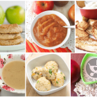 30 Apple Recipes for Babies Under One Year